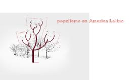 Copy of populismo