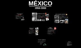 MÉXICO(1950-2000)