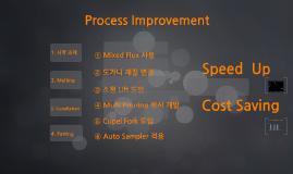 Process 개선 효과