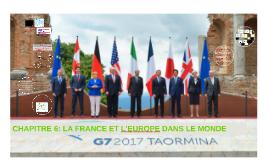 CHAPITRE 6: LA FRANCE ET L'EUROPE DANS LE MONDE