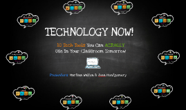 Copy of Technology Now!