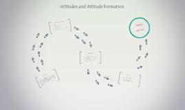 Copy of Attitudes and Attitude Formation
