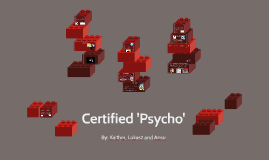 Certified Psycho - Hamlet/Fifth Business