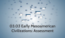 03.03 Early Mesoamerican Civilizations: Assessment