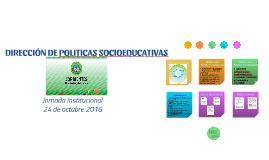 DIRECCIÓN DE POLITICAS SOCIOEDUCATIVAS