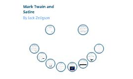 Mark Twain and Satire