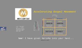 Accelerating Gospel Movement - MD Institute'17