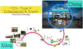 CHIN2000 Topic 9 Urbanisation and Impact