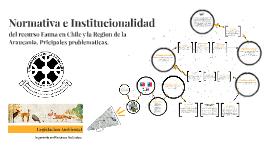 Normativa e Institucionalidad