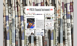 PFRS 9: Financial Instruments