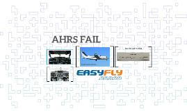AHRS FAIL