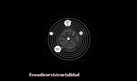 Ecosoficoexistencialidad