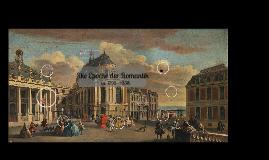 Copy of Die Epoche der Romantik