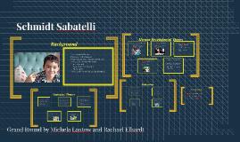 Schmidt Sabatelli