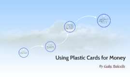 Using Plastic Cards for Money