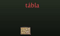 tábla