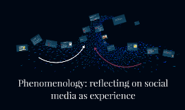 Phenomenology: experiential approaches to media