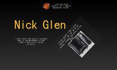 Nick Glen