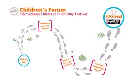 ICFF Forum Presentation