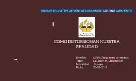 UNIDAD EDUCATIVA ADVENTISTA DOMINGO FAUTINO SARMIENTO
