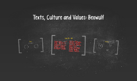 beowulf cultural values