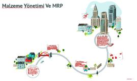 Malzeme Yönetimi Ve MRP