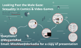 Geek GIrl Con 2017: Looking Past the Male Gaze: Sexuality in Comics and Video Games