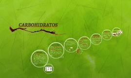 CARBOHIDRÁTOS