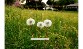 9 - Inference