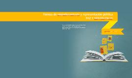 Copy of Formas de empoderamiento y representación política para la P