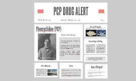 PCP DRUG ALERT