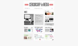 censorship in media