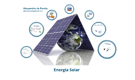Copy of Copy of Photovoltaic energy