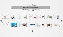 Mackenzie's Timeline