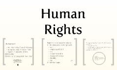 Human Rights Presentation