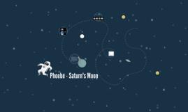 Phoebe - Saturn's Moon