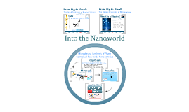 Into the Nanoworld
