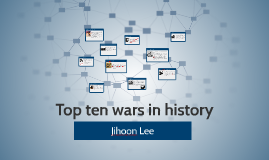 Top ten wars in history