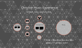 Christian Music Experience