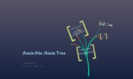 Acacia Trees and Acacia Ants