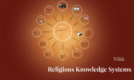 Religious Knowledge Systems