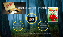 september current events