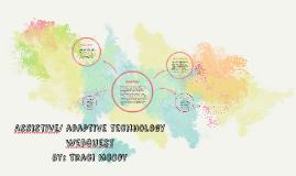 Assistive/ adaptive technology webquest