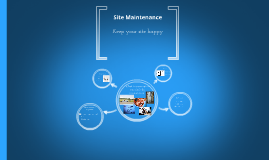 Maintenance of Drupal sites