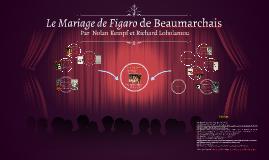 le mariage de figaro nolan richard