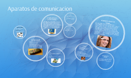 aparatos de comunicacon