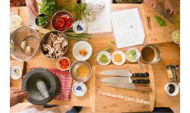 Cucinando con Julian