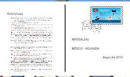 Plan de exportación de salsas mexicanas a holanda
