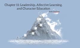 Leadership, Affective Learning, and Character Education
