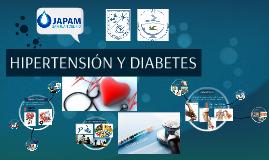 HIPERTENSIÓN Y DIABETES